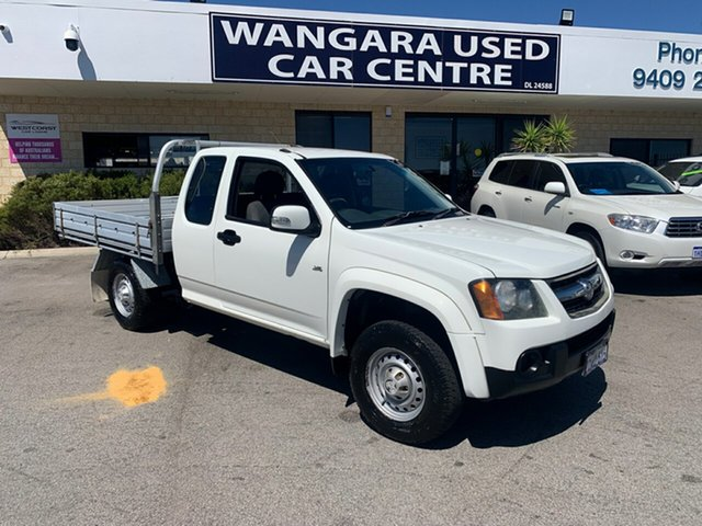 Used Holden Colorado LX (4x2), Wangara, 2009 Holden Colorado LX (4x2) Cab Chassis