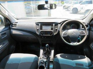 2017 Mitsubishi Triton GLX (4x4) Dual Cab Chassis.