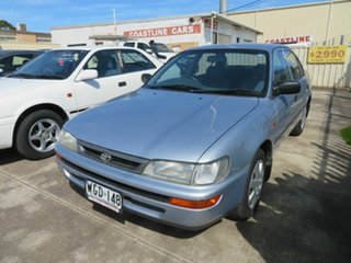 1996 Toyota Corolla Conquest Sedan.