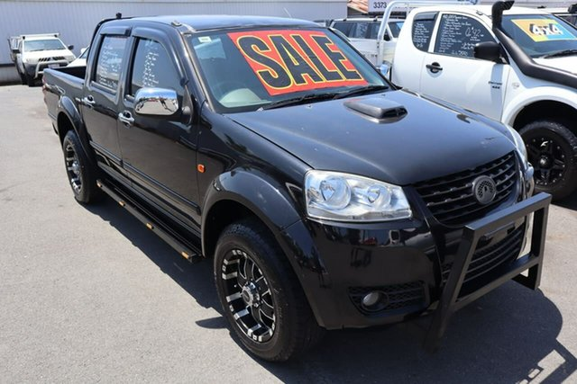 Used Great Wall V240 4x2, Moorooka, 2013 Great Wall V240 4x2 Utility