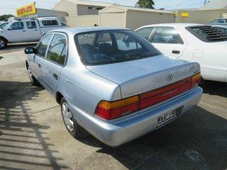 1996 Toyota Corolla Conquest Sedan.
