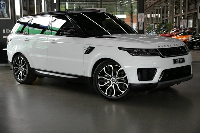 Used Land Rover Range Rover Sport SE, North Melbourne, 2019 Land Rover Range Rover Sport SE Wagon