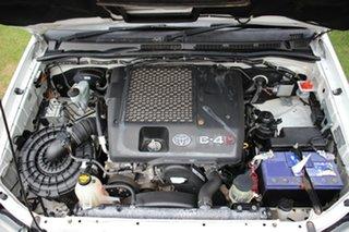 2014 Toyota Hilux SR Double Cab 4x2 Utility.