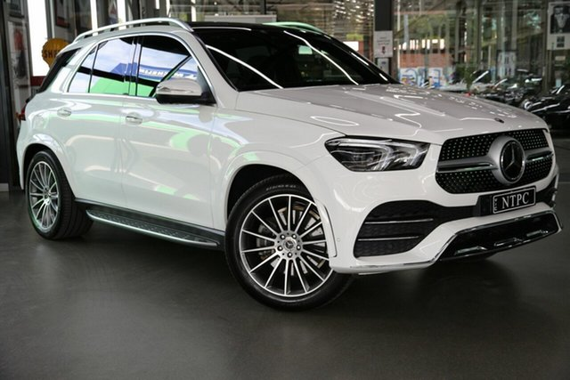 Used Mercedes-Benz GLE-Class GLE300 d 9G-Tronic 4MATIC, North Melbourne, 2019 Mercedes-Benz GLE-Class GLE300 d 9G-Tronic 4MATIC Wagon