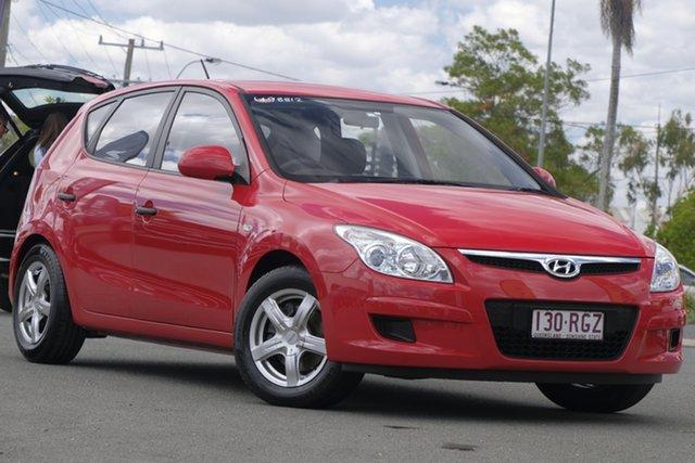 Used Hyundai i30 SX, Toowong, 2009 Hyundai i30 SX Hatchback