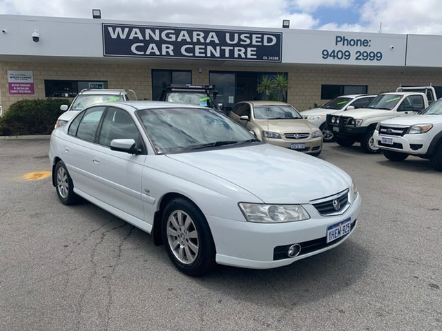 Used Holden Berlina, Wangara, 2004 Holden Berlina Sedan