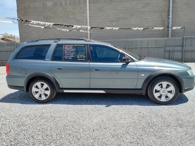 Used Holden Adventra CX6, Klemzig, 2006 Holden Adventra CX6 Wagon