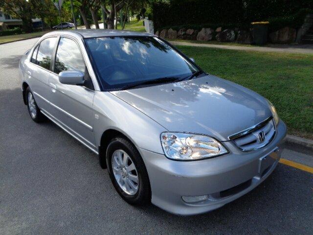 Used Honda Civic GLi, Chermside, 2003 Honda Civic GLi 7th Gen Sedan