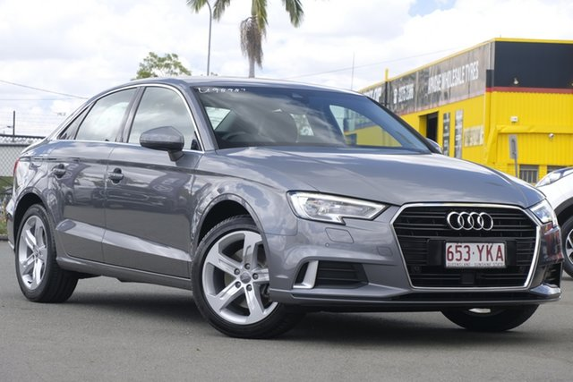 Used Audi A3 Sport S Tronic Limited Edition, Rocklea, 2018 Audi A3 Sport S Tronic Limited Edition Sedan