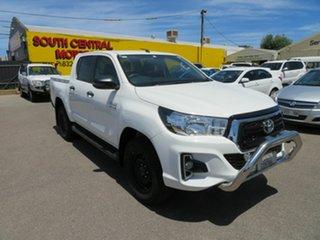 2019 Toyota Hilux SR Hi-Rider Double Cab Pick Up.