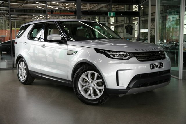 Used Land Rover Discovery SE, North Melbourne, 2018 Land Rover Discovery SE Wagon