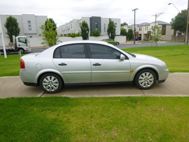 Used Holden Vectra CD, Beverley, 2003 Holden Vectra CD Sedan