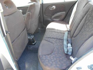 2008 Nissan Micra Hatchback.