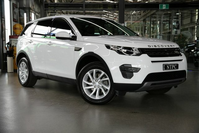 Used Land Rover Discovery Sport SE, North Melbourne, 2018 Land Rover Discovery Sport SE Wagon