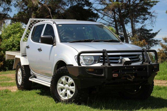 Used Mitsubishi Triton GLX Double Cab, Officer, 2014 Mitsubishi Triton GLX Double Cab Utility