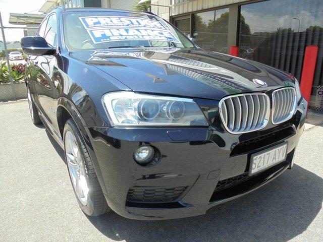 Used BMW X3 xDrive30d Steptronic, Edwardstown, 2013 BMW X3 xDrive30d Steptronic Wagon