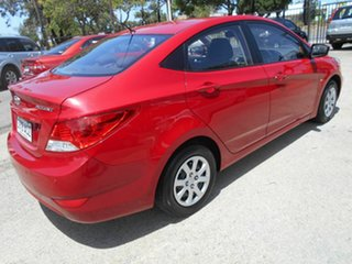 2012 Hyundai Accent Active Sedan.