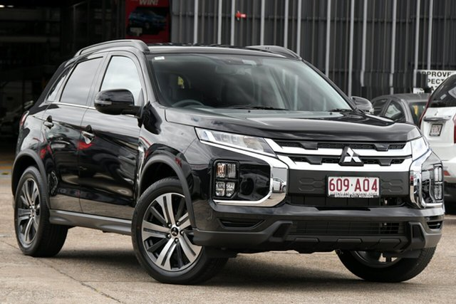 Demonstrator, Demo, Near New Mitsubishi ASX Exceed 2WD, Bowen Hills, 2020 Mitsubishi ASX Exceed 2WD Wagon
