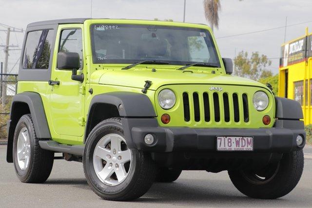 Used Jeep Wrangler Sport, Rocklea, 2013 Jeep Wrangler Sport Softtop