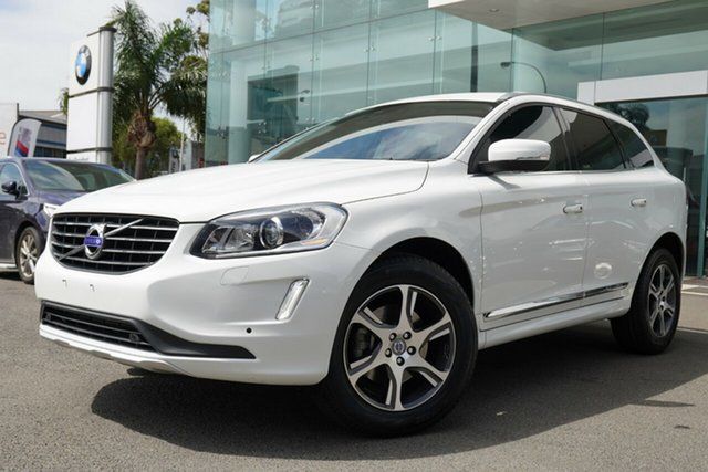 Used Volvo XC60 D5 Luxury, Brookvale, 2014 Volvo XC60 D5 Luxury Wagon