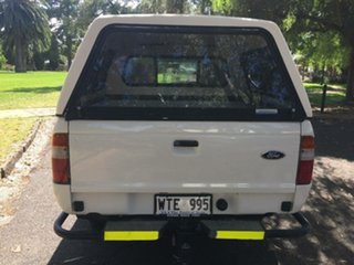 2002 Ford Courier GL (4x4) Crew Cab Pickup.