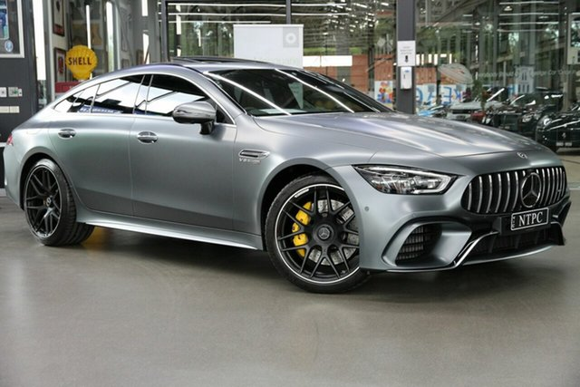 Used Mercedes-Benz AMG GT 63 SPEEDSHIFT MCT 4MATIC+, North Melbourne, 2019 Mercedes-Benz AMG GT 63 SPEEDSHIFT MCT 4MATIC+ Coupe