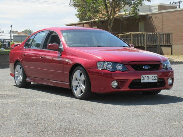 Used Ford Falcon XR6, Enfield, 2006 Ford Falcon XR6 Sedan