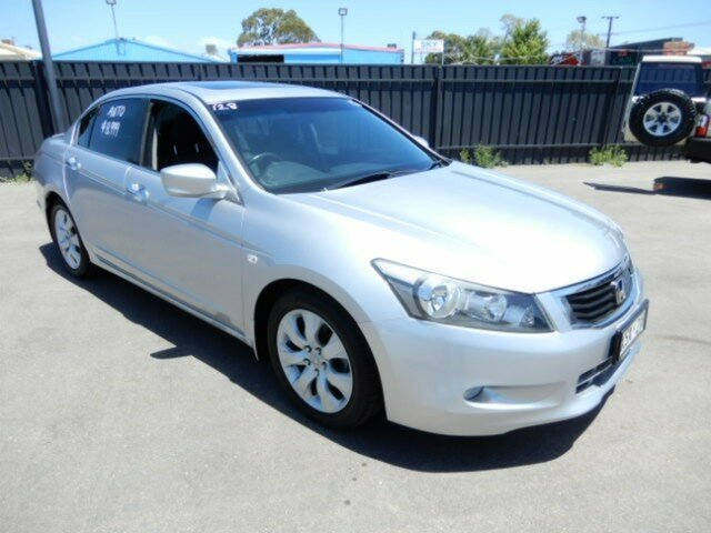 Used Honda Accord VTi-L, Enfield, 2008 Honda Accord VTi-L Sedan