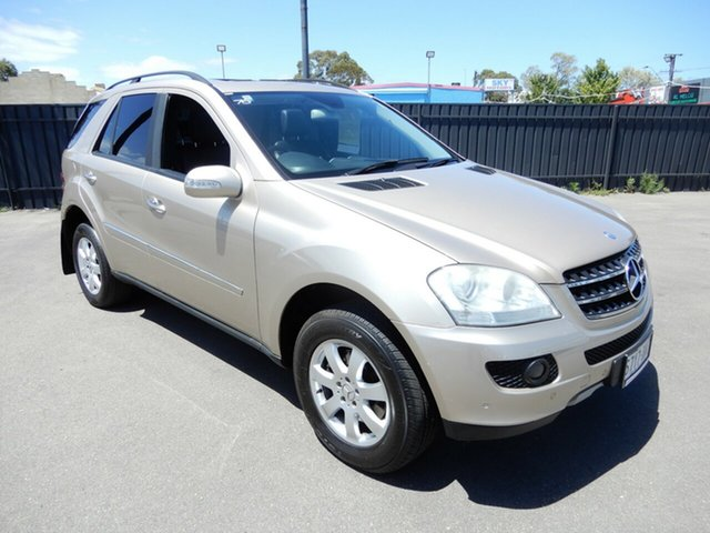 Used Mercedes-Benz M-Class ML350, Enfield, 2005 Mercedes-Benz M-Class ML350 Wagon