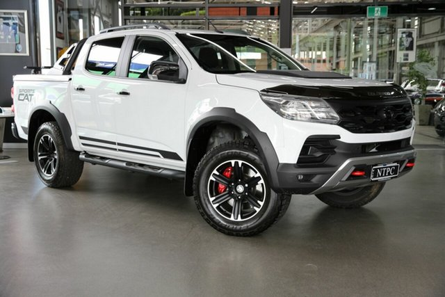 Used Holden Special Vehicles Colorado SportsCat+ Pickup Crew Cab, North Melbourne, 2018 Holden Special Vehicles Colorado SportsCat+ Pickup Crew Cab Utility