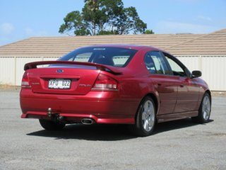 2006 Ford Falcon XR6 Sedan.