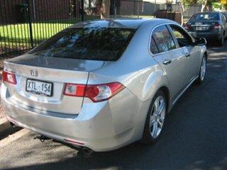 2008 Honda Accord Euro Luxury Sedan.