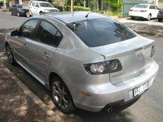 2007 Mazda 3 SP23 Sedan.