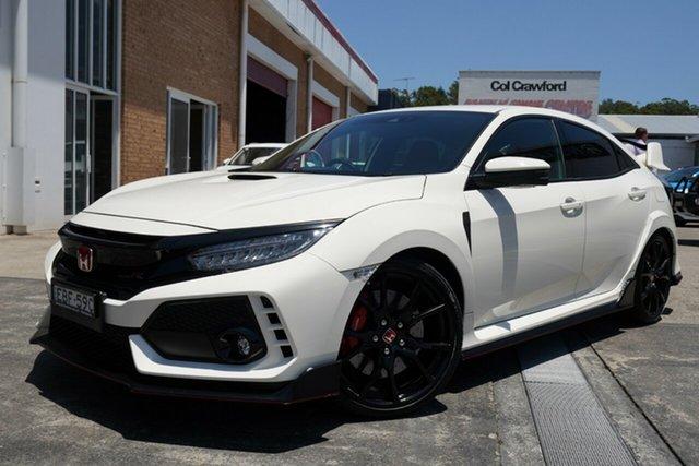 Used Honda Civic Type R, Brookvale, 2018 Honda Civic Type R Hatchback