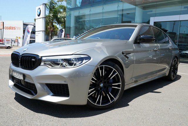 Used BMW M5 Competition, Brookvale, 2018 BMW M5 Competition Sedan
