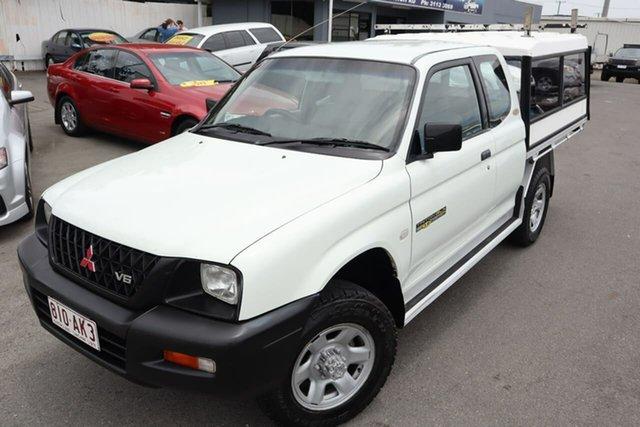 Used Mitsubishi Triton GLX, Moorooka, 2002 Mitsubishi Triton GLX Cab Chassis