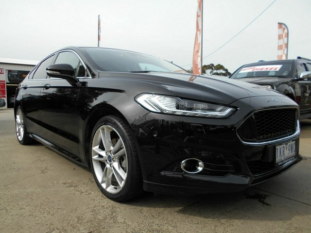 Discounted Used Ford Mondeo Titanium, Werribee, 2017 Ford Mondeo Titanium Hatchback