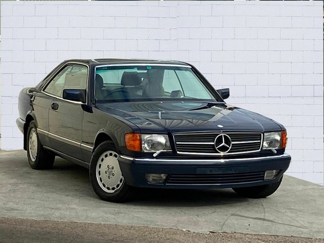 Used Mercedes-Benz 560 SEC, Moorooka, 1989 Mercedes-Benz 560 SEC Coupe