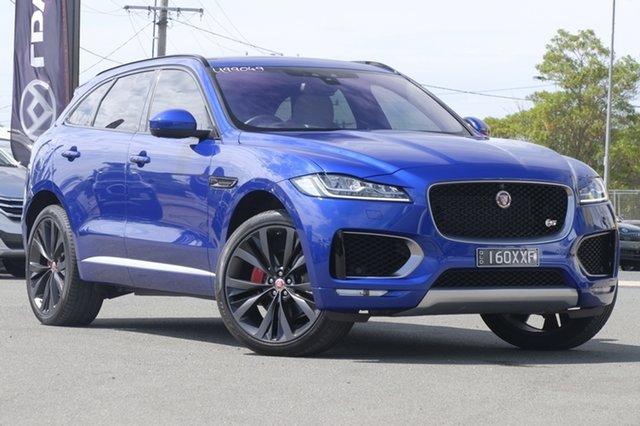 Used Jaguar F-PACE First Edition, Rocklea, 2016 Jaguar F-PACE First Edition Wagon