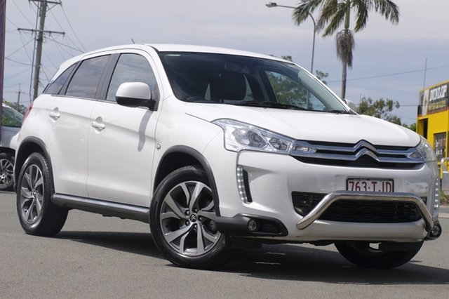 Used Citroen C4 Aircross Exclusive, Toowong, 2013 Citroen C4 Aircross Exclusive Wagon