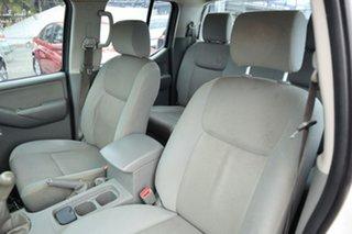 2009 Nissan Navara RX King Cab Cab Chassis.