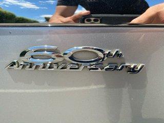 2008 Holden Commodore Omega 60th Anniversary Sportswagon.