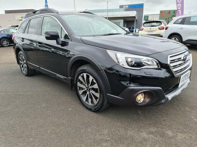 Used Subaru Outback 2.5i CVT AWD Premium, Warrnambool East, 2016 Subaru Outback 2.5i CVT AWD Premium Wagon