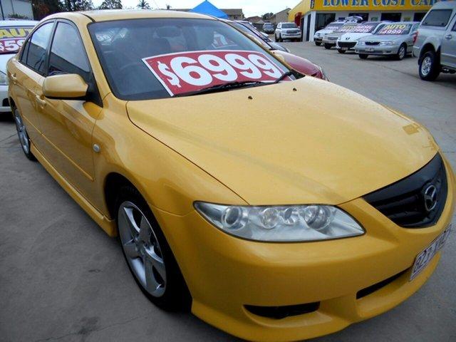 Used Mazda 6 Luxury Sports, Springwood, 2002 Mazda 6 Luxury Sports Hatchback