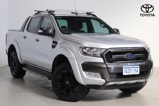 Used Ford Ranger Wildtrak Double Cab, Northbridge, 2017 Ford Ranger Wildtrak Double Cab Utility