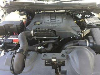 2011 Ford Territory TS (RWD) Wagon.