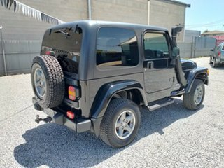 2006 Jeep Wrangler Sport (4x4) Hardtop.
