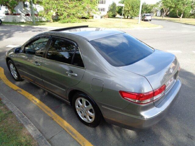 Used Honda Accord V6 Luxury, Chermside, 2004 Honda Accord V6 Luxury 40 Sedan
