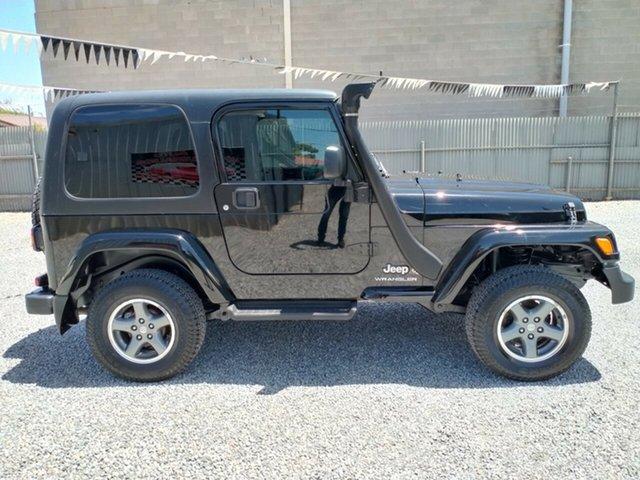 Used Jeep Wrangler Sport (4x4), Klemzig, 2006 Jeep Wrangler Sport (4x4) Hardtop