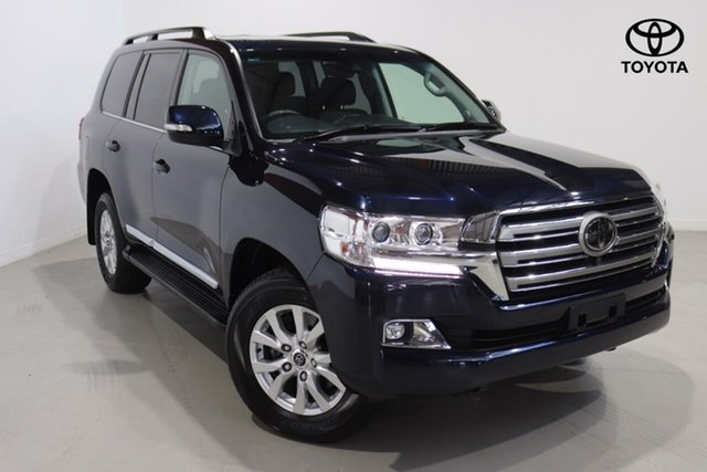 Used Toyota Landcruiser Sahara, Northbridge, 2019 Toyota Landcruiser Sahara Wagon